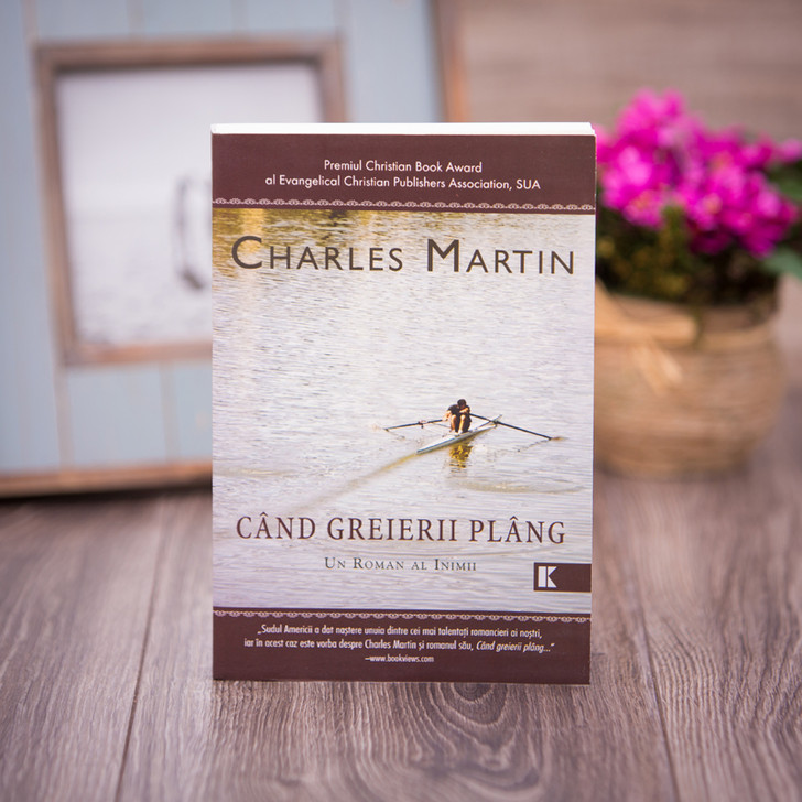 Cand greierii plang, charles martin,