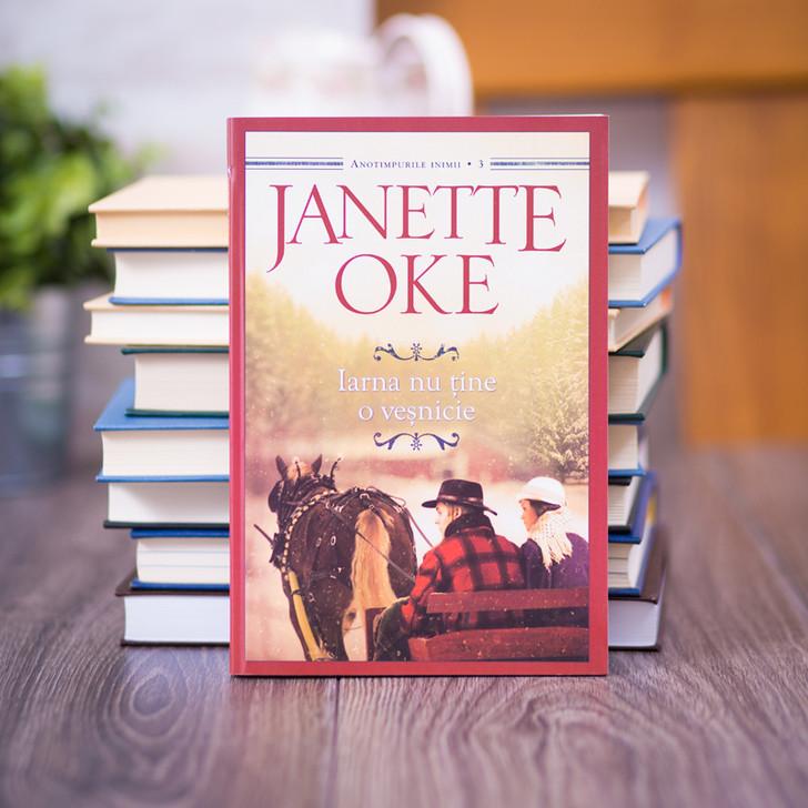 Iarna nu tine o vesnicie, Janette Oke
