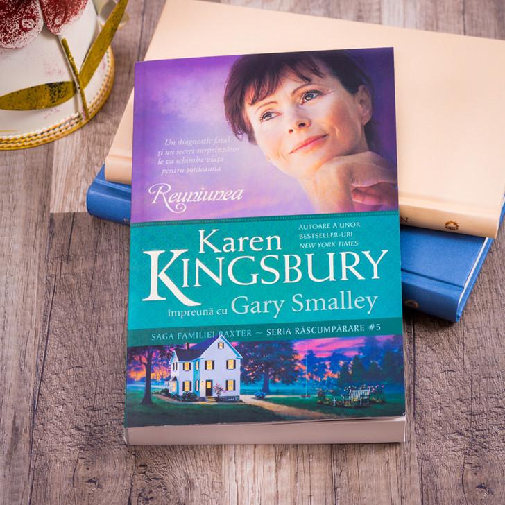 Reuniunea, karen kingsbury,