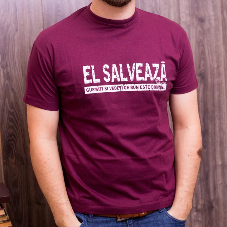 Tricou - EL SALVEAZA