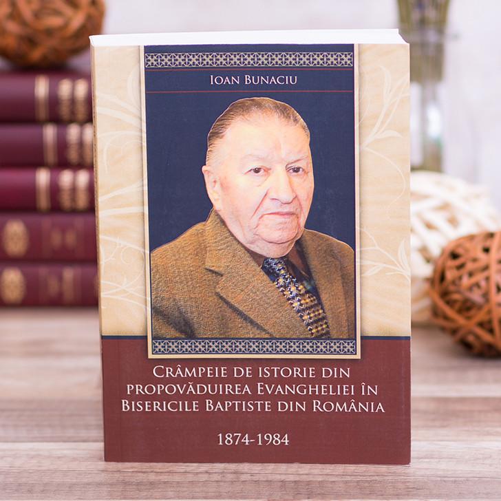 Crampeie de istorie din propovaduirea Evangheliei in bisericile - Ioan Bunaciu