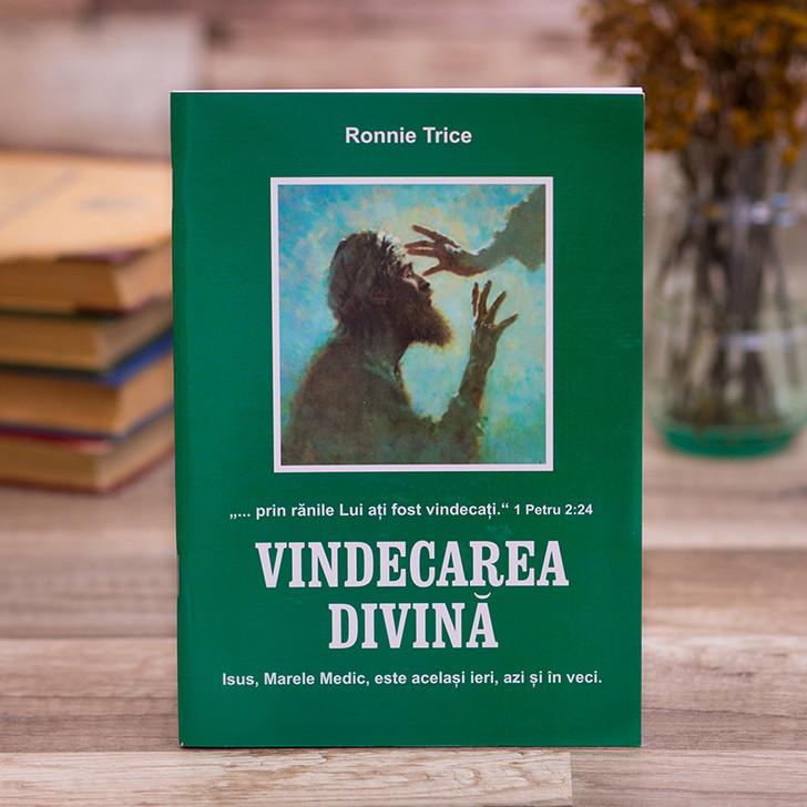 Vindecarea divina, Ronnie Trice