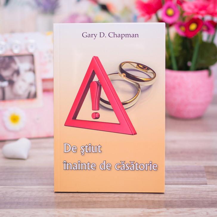 De stiut inainte de casatorie, gary chapman