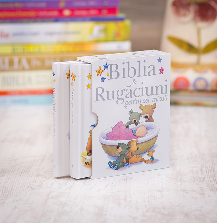 Biblia si Rugaciuni pentru cei mici, sarah toulmin