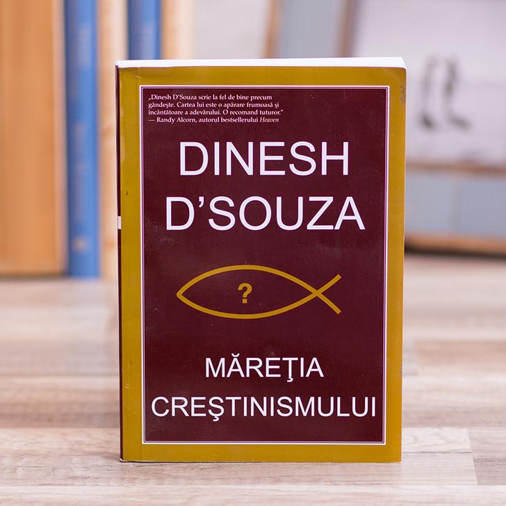 Maretia Crestinismului, Dinesh D'Souza