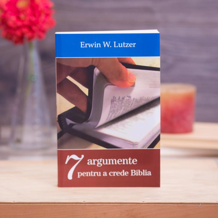 7 argumente pentru a crede Biblia, Erwin Lutzer