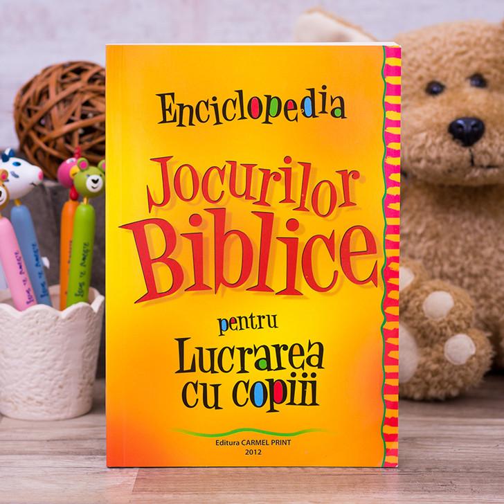 Enciclopedia Jocurilor Biblice,