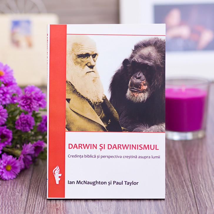 Darwin si Darwinismul, Paul Taylor, Ian McNaughton