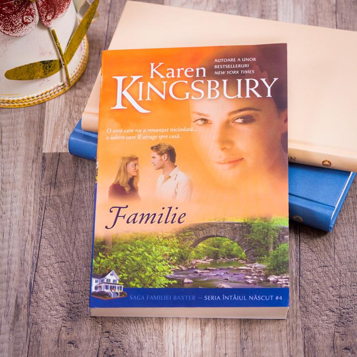 Familie, karen kingsbury