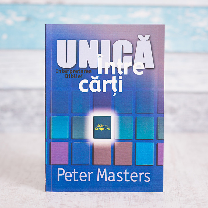 Unica intre carti, Peter Masters
