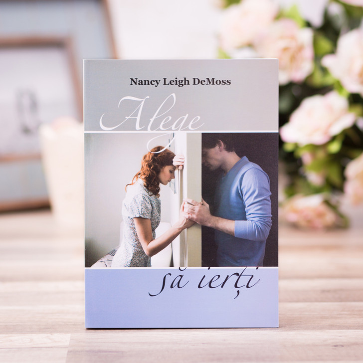 Alege sa ierti,  nancy leight de moss