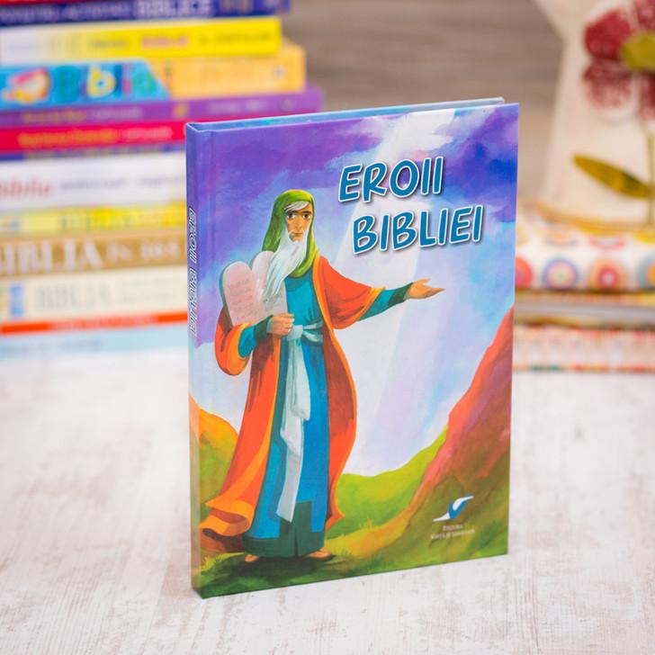 Eroii Bibliei, florin bica