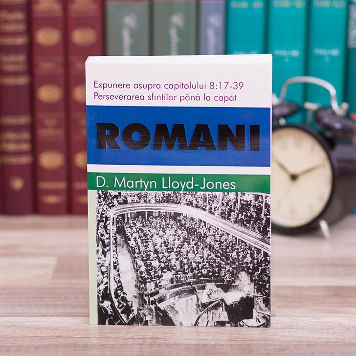 Romani 8/17-39 - Perseverenta sfintilor, Martyn Lloyd-Jones