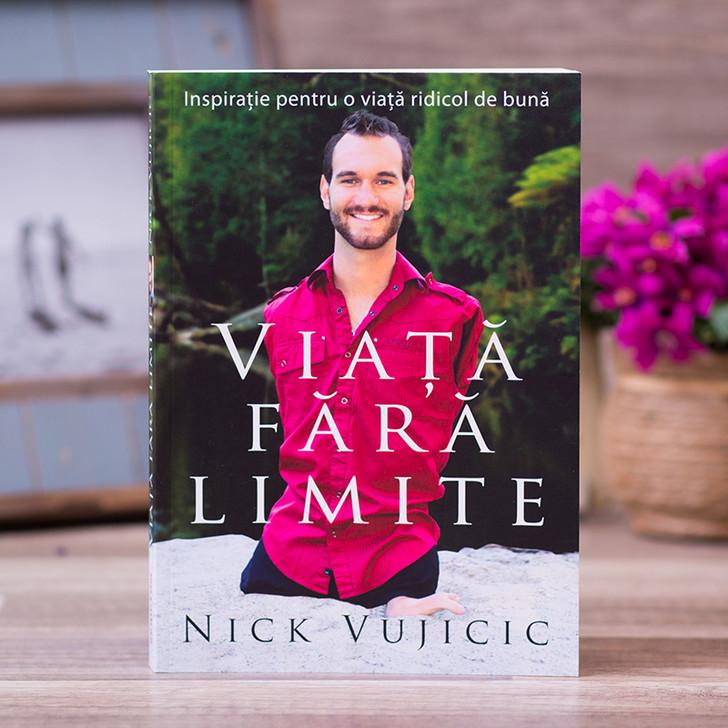 Viata fara limite - Nick Vujicic