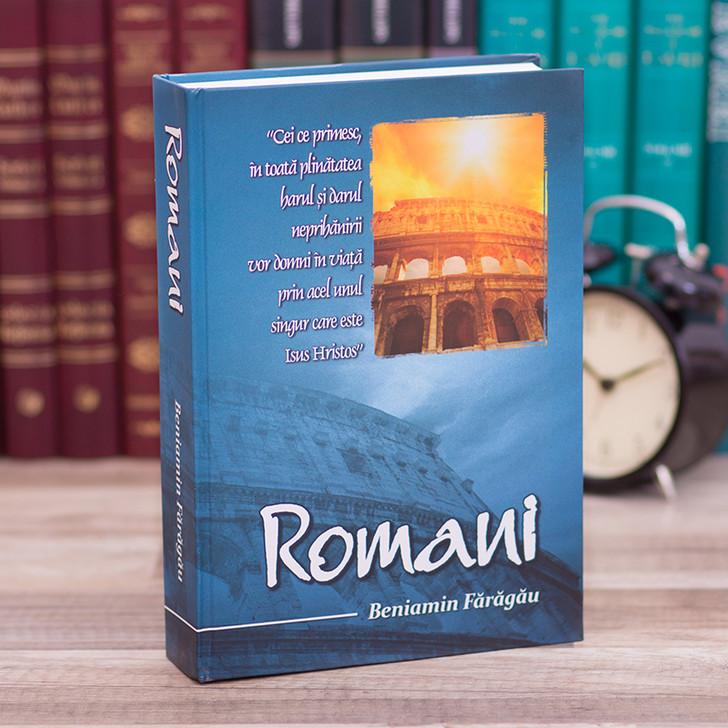 Romani - comentariu, Beniamin Faragau