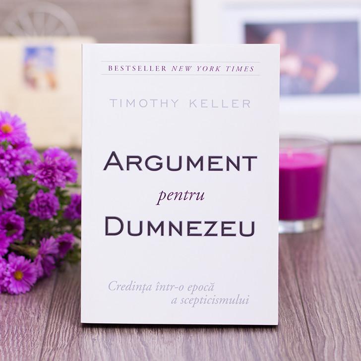 Argument pentru Dumnezeu, Timothy Keller