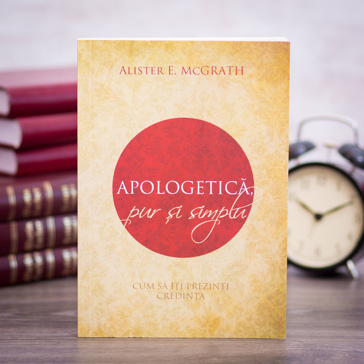 Apologetica pur si simplu, Alister McGrath