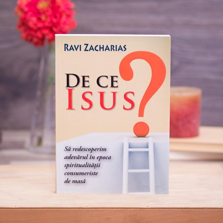 De ce Isus?, Ravi Zacharias