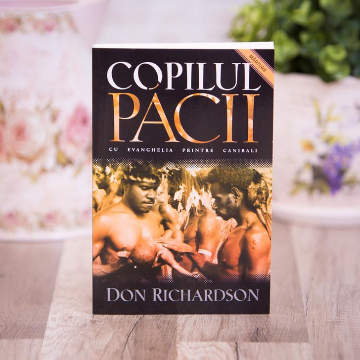 Copilul pacii, Don Richardson,