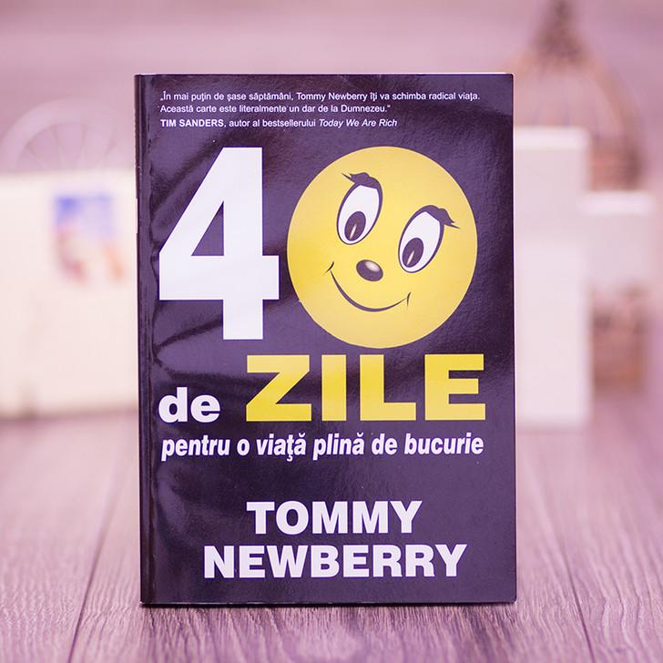 40 zile pt o viata plina de bucurie, Tommy Newberry