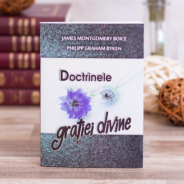 Doctrinele gratiei divine,  montgomery, ryken,