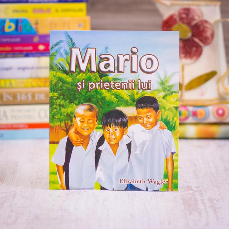 Mario si prietenii lui,  elisabeth wagler