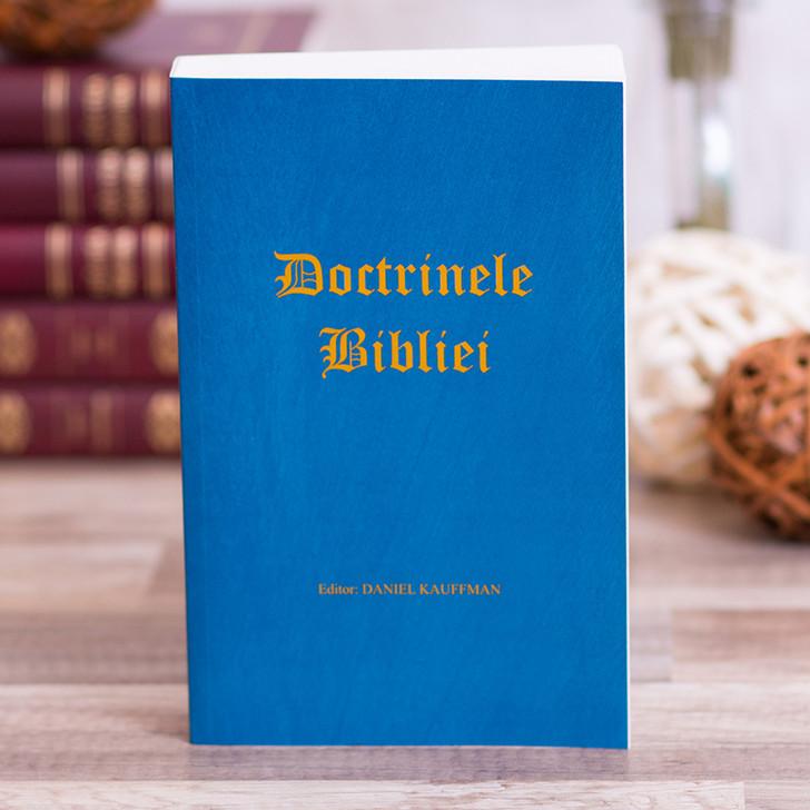Doctrinele Bibliei, daniel, kauffman
