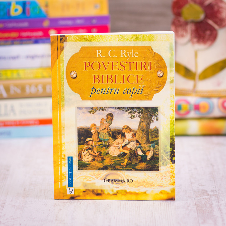 Povestiri biblice pentru copii - Ryle