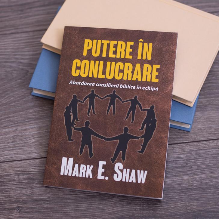 Putere in conlucrare,mark shaw,