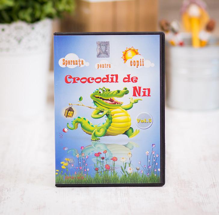 Crocodil de Nil - Speranta pentru copii