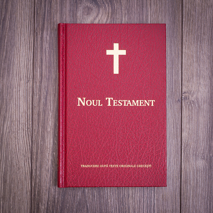 Noul Testament - trad. texte originale grecesti