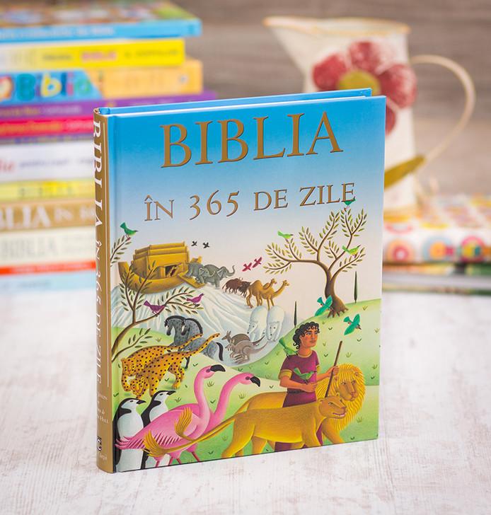Biblia in 365 zile, mary joslin