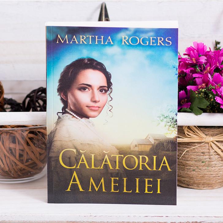 Calatoria Ameliei, martha rogers,