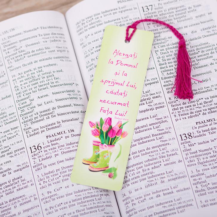 Semn snur: Alergati la Domnul