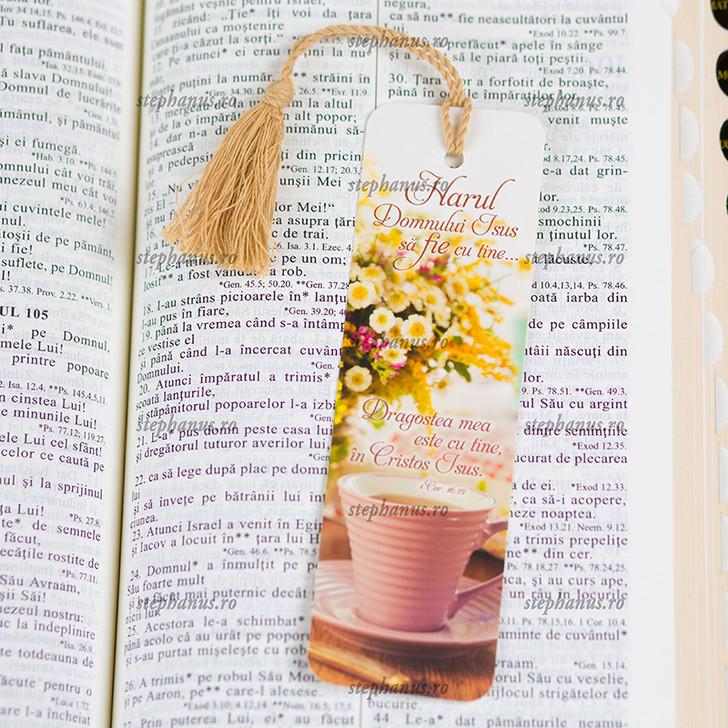 Semn snur: Harul Domnului Isus sa fie cu tine