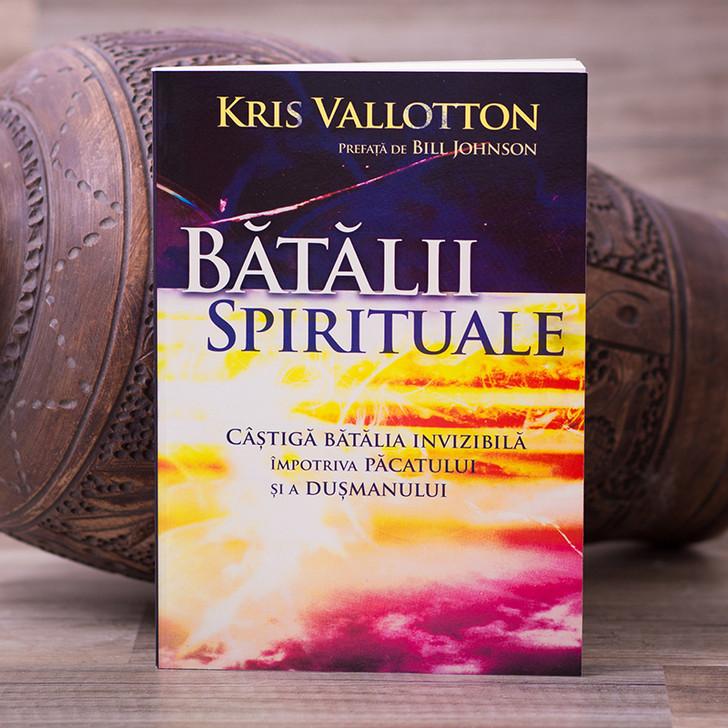 Batalii Spirituale - Kris Vollotton