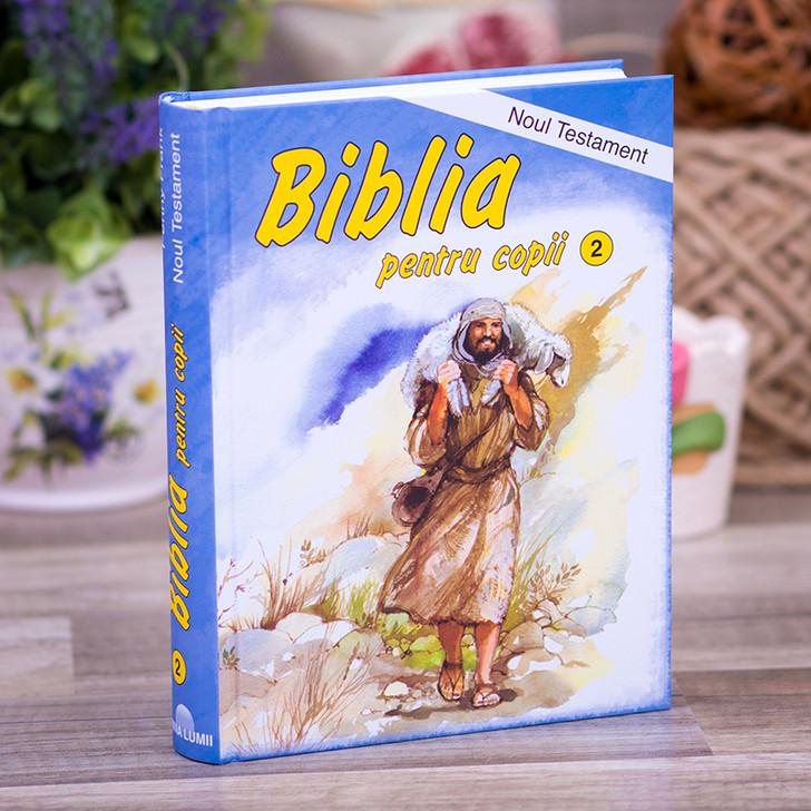 Biblia pentru copii - Noul Testament, penny frank