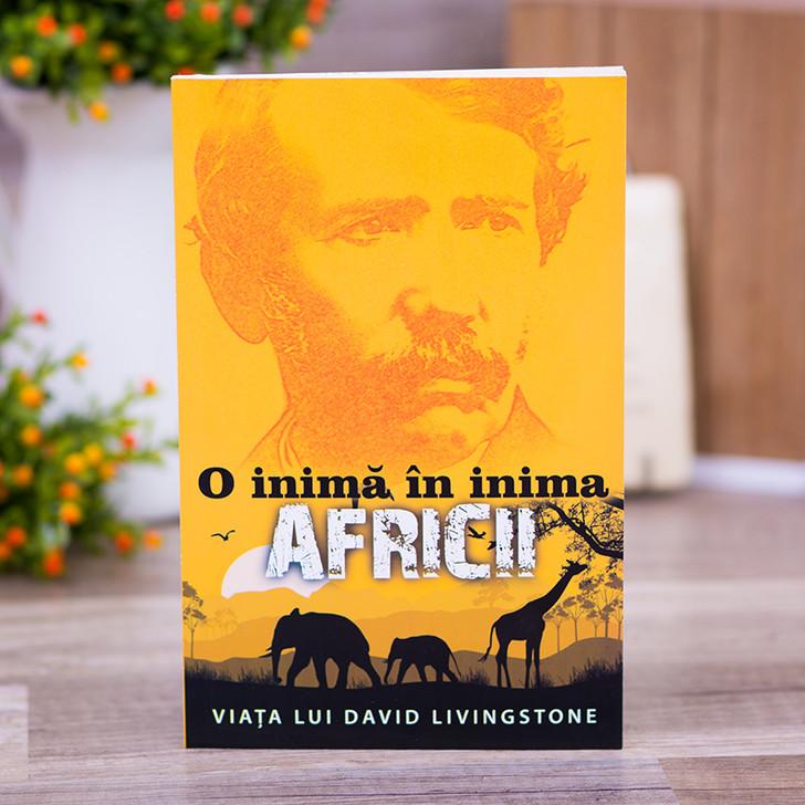 O inimă în inima Africii- Viata lui D. Livingstone