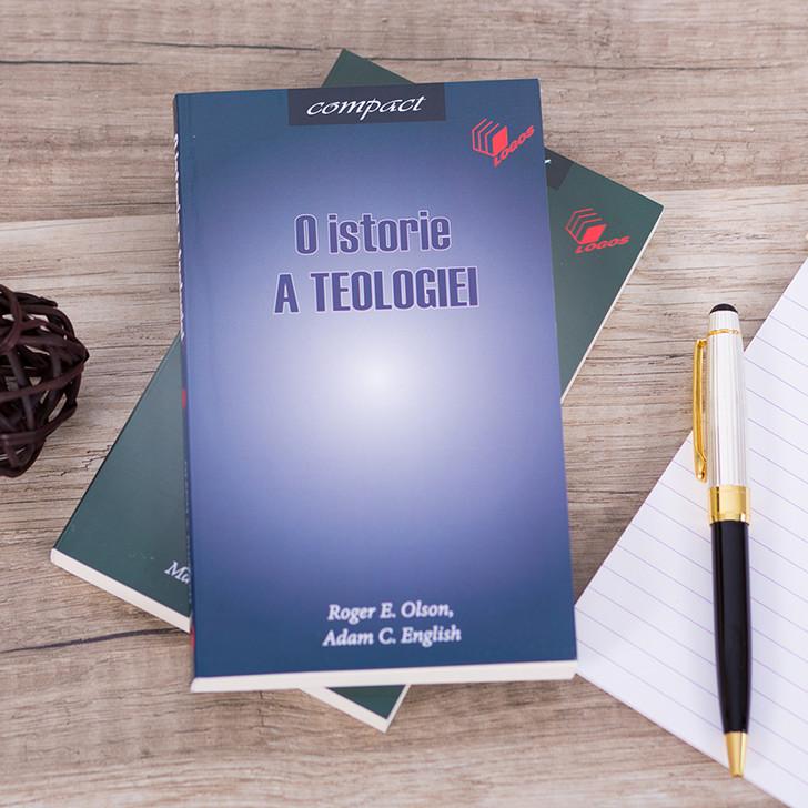O istorie a teologiei, olson, english