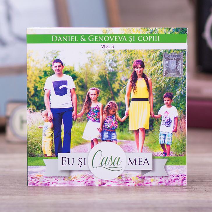 Daniel & Genoveva si copiii Vol 3 - Eu si casa mea