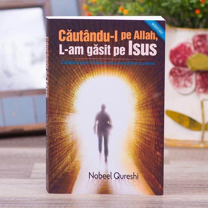 Cautandu-l pe Allah, L-am gasit pe Isus, Nabeel Qureshi