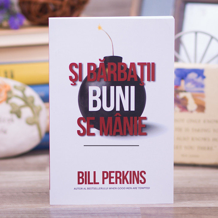 Si barbatii buni se manie, bill perkins