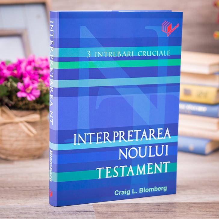 Interpretarea Noului Testament, Craig Blomberg