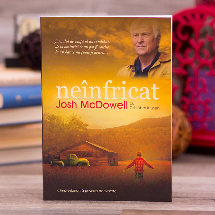 neinfricat, Josh McDowell