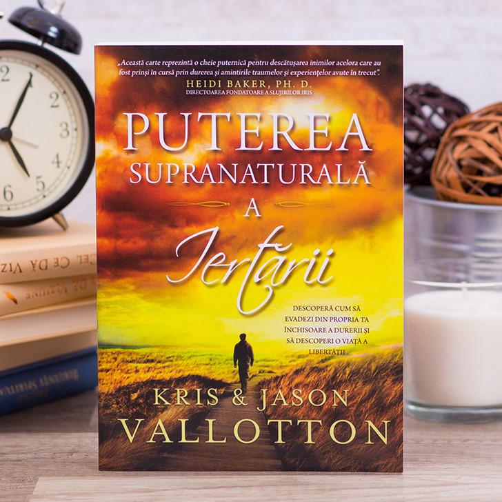 Puterea supranaturala a iertarii, Kris & Jason Vallotton