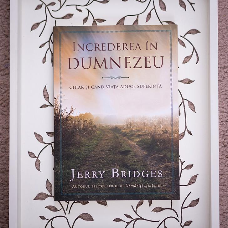 Increderea in Dumnezeu - Jerry Bridges