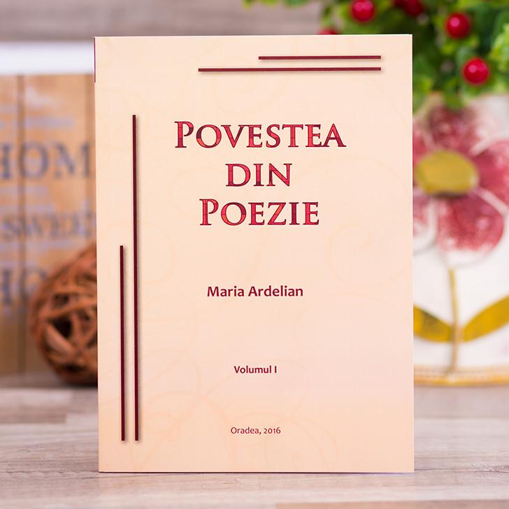 Povestea din poezie - Vol. 1 - Maria Ardelian