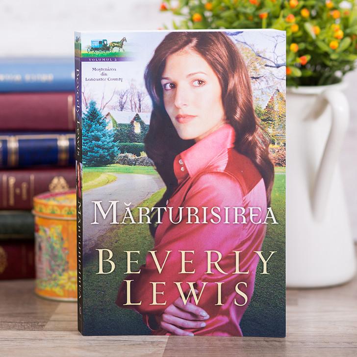 Marturisirea, Beverly Lewis