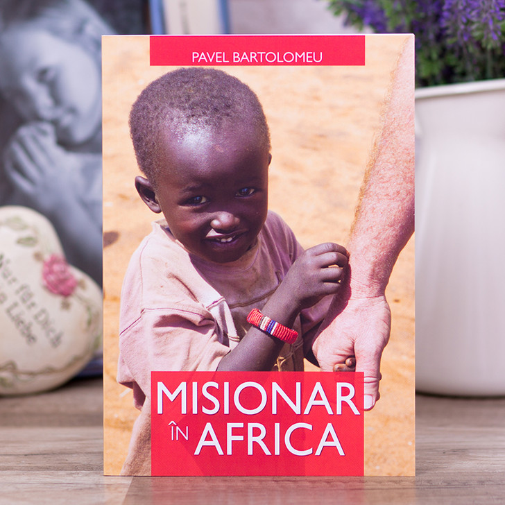 Misionar in Africa  - Pavel Bartolomeu
