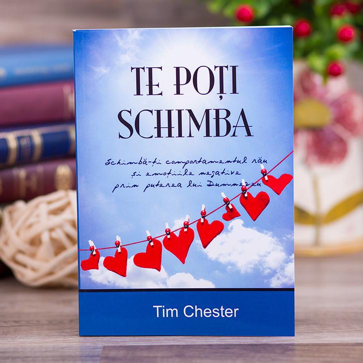 Te poti schimba - Tim Chester